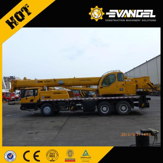25 Ton Zoomlion QY25V Truck Crane