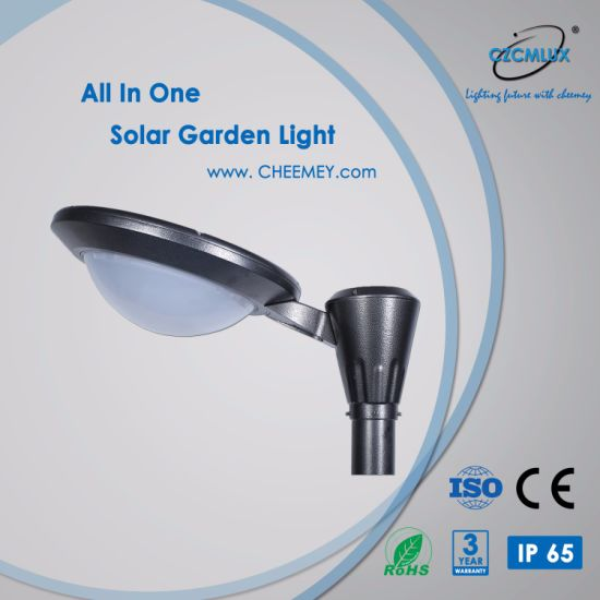 12W Outdoor Solar Garden Lights Solar Outdoor Lawn Lights