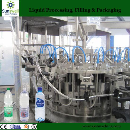 Monobloc 3 in 1 Pure Water Bottling Machine (6, 000bottles/hr)