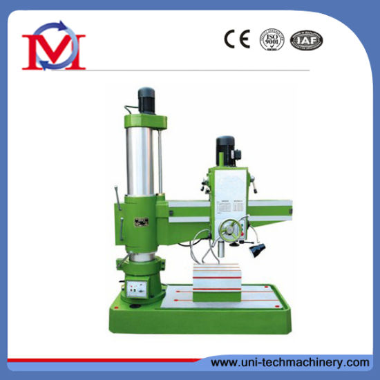 China Hot Sale Small Radial Drilling Machine (Z3032X10) pictures & photos