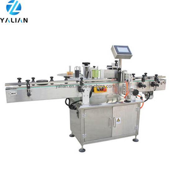 Labelling Machine Small Label Application Machine Flat Bottle Labeling Machine