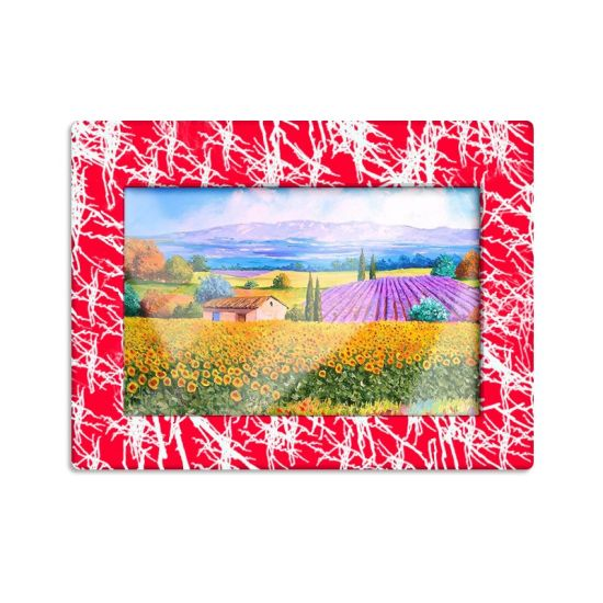 China Beautiful And Decorative 3d Soft Pvc Picture Frames Wholesale