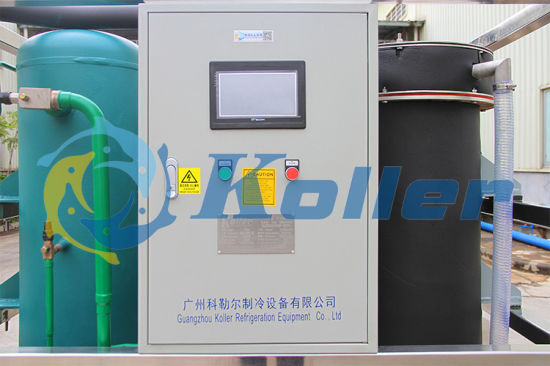 Hot Popular Tube Ice Machine Ice Tube Machine for Widely Used 1ton/Day (TV10) pictures & photos