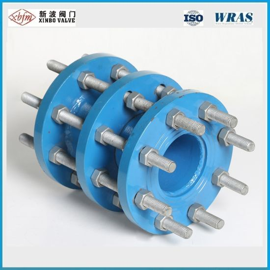 Ductile Iron Advandage Dismatling Joint Best Dismantling Joint for Water Pipe