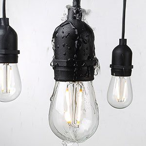 S14 Bulb String Light for Outdoor Decoration, Garden, Wedding Lighting pictures & photos
