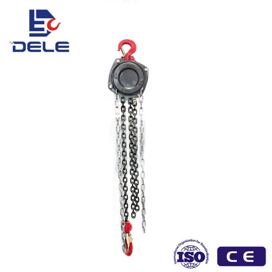 Lifting Equipment Chain Block Building Hoist pictures & photos