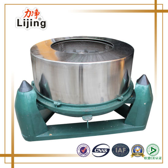 Commercial Laundry Equipment Horizontal Dewatering Machine Hydro Extractor pictures & photos