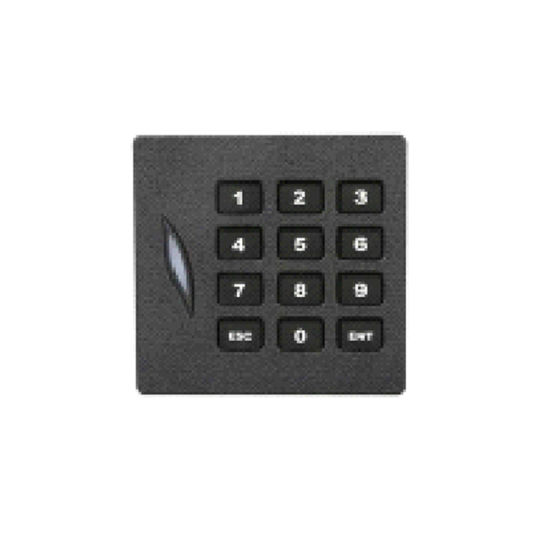 125kHz Access Control RFID Card Reader Wiegand 26, RS232
