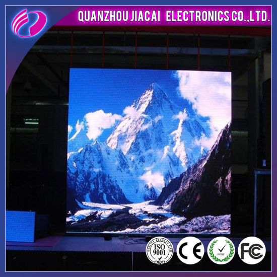 Indoor 3mm Biggest Advertising LED Screen for Events