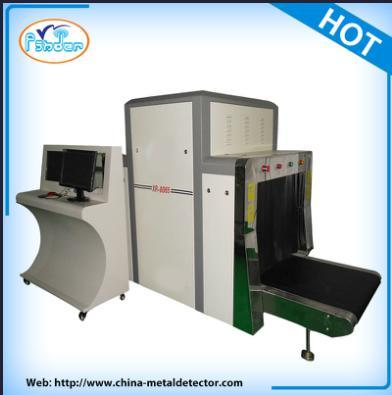 High Frequency Custom Big Size X-ray Baggage Scanner pictures & photos