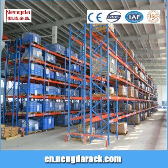 China Cold Storage Warehouse Rack Steel HD Pallet Rack - China