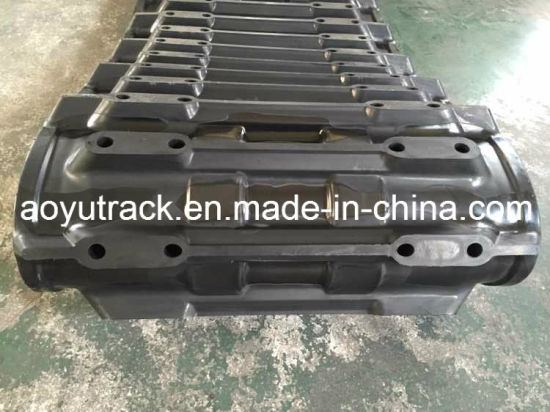 Good Quality Rubber Tracks for Hagglund BV206 ATV pictures & photos
