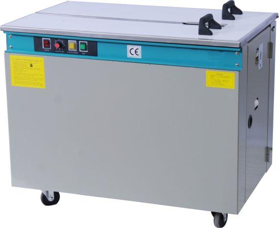 China Semi-Auto Strapping Machine with Certific Ce (KZB-I) - China ...