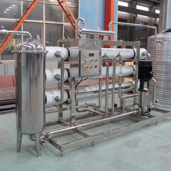 Customized 20000lph Mineral Water Treatment Equipment pictures & photos
