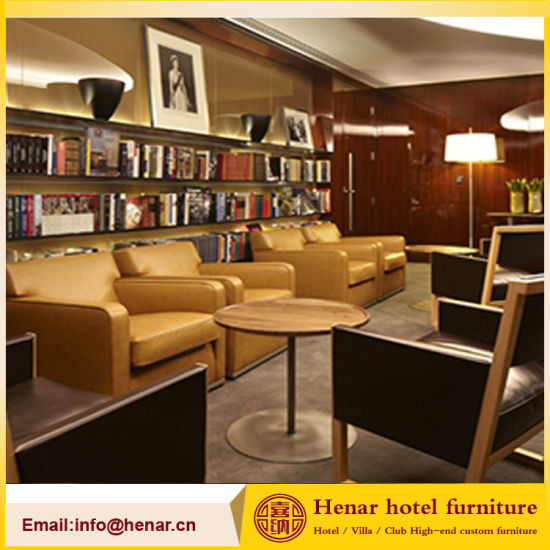 High Quality Hotel Lobby Sofa Furniture For Resort Villa Apartment