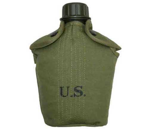 Deekon Military Aluminum Water Bottle