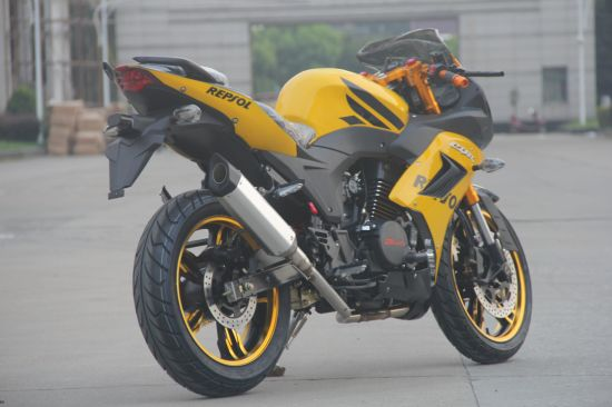 Alibaba Hot Sale 125/250/350cc Sport Street Bike 200cc Motorcycle pictures & photos