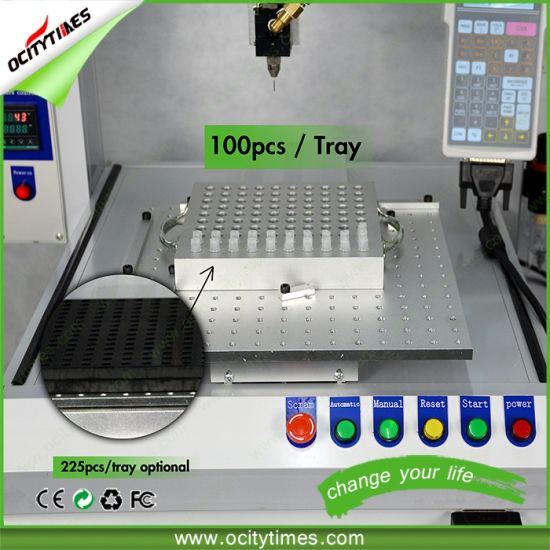 Ocitytimes Water/Bottle/Cigarette Filling Machine Fresh Choice pictures & photos