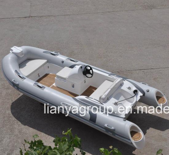 Liya 14feet Hypalon China Rib Boats for Sale - China Rib
