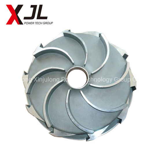 OEM Carbon/Alloy/Stainless Steel for Impeller/Pump/Valve/Gas Turbine/Supercharger/Machinery/Auto Parts/Accessories-Investment/Lost Wax/Precision/Metal/Casting
