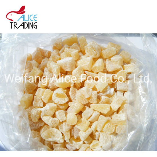 Wholesale Preserved Fruit Dried Ginger Fruit Health Food Dried Ginger pictures & photos