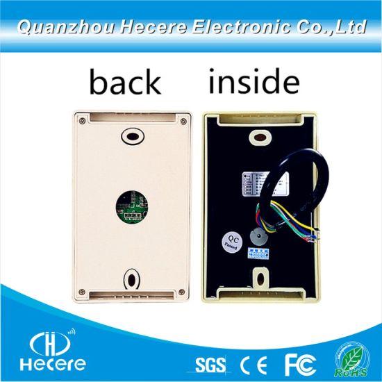 Door Access Control Small RFID Reader 125kHz Proximity ID Card Reader
