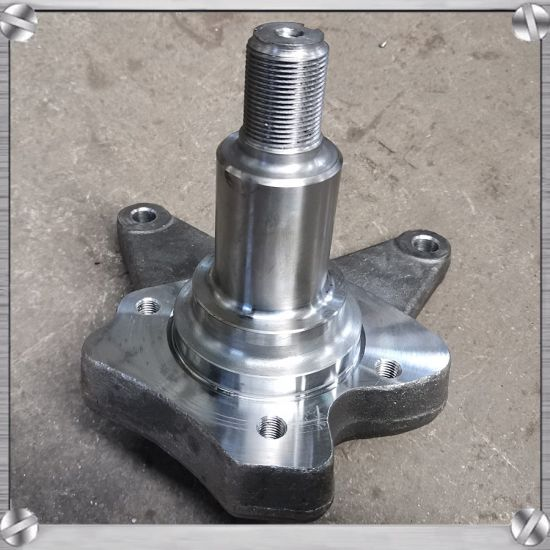 Customized High Precision Light Truck Support Shaft Axle