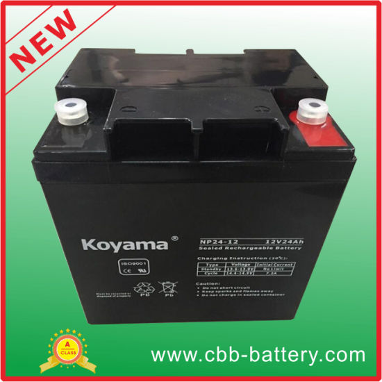 High Battery Lantern Solar Home System 12V24ah Battery for UPS EPS Telecom Good Price pictures & photos