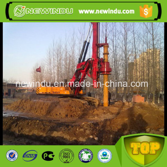 Sany Rotary Drilling Rig Mining Machinery for Sale Sr265 pictures & photos