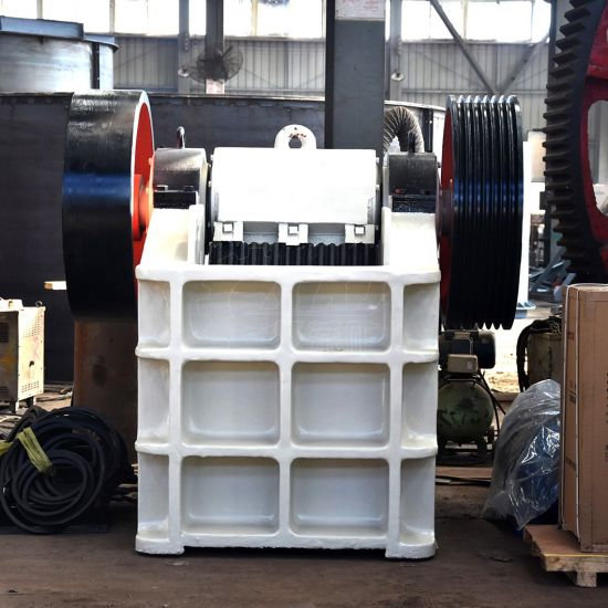 CE Factory Rock Stone PE400X600 30 Tph Jaw Crusher for Wholesales Crushing Machine Price for Sale