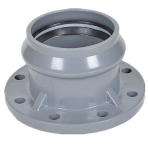 High Quality Rubber Ring Joint Plastic Pipe Fitting UPVC Pipe and Fitting PVC Pressure Pipe Fittings DIN Standard Pn10 for Water Supply