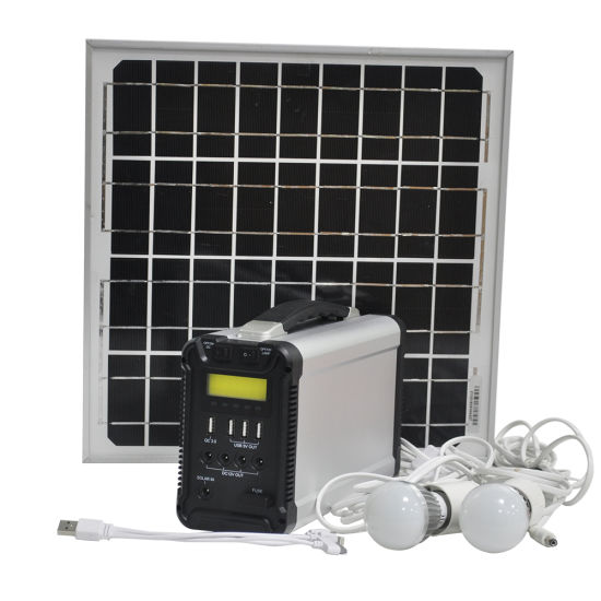New Energy Product Wholesale Price Home Solar System 300W Morocco