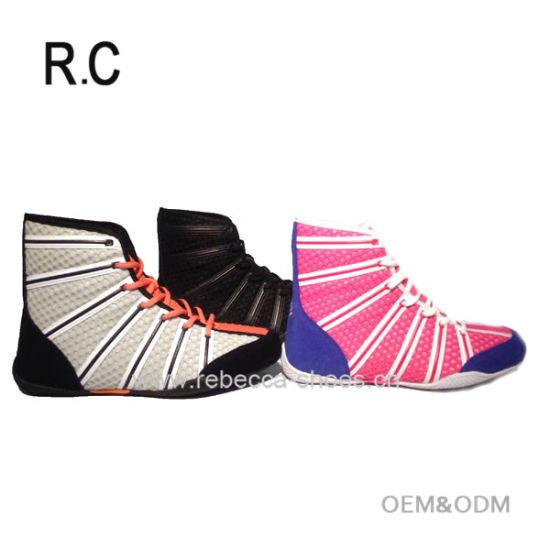 Professional Custom Brand ODM & OEM Boxing Wrestling Combat Kabaddi Taekwondo Bodybuilding Athletic Training Shoes