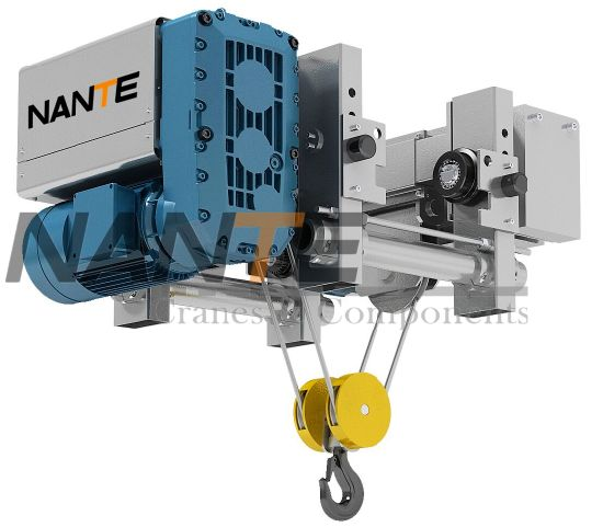 Overhead Crane Electric Nha Low Headroom Wire Rope Hoist pictures & photos