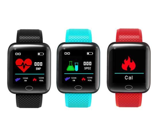 2021 B19 Smartwatch IP68 Waterproof Multi Sport Mode Smart Watch Sleep Monitoring Phone Watch Bracelet Multi Languages Wristband