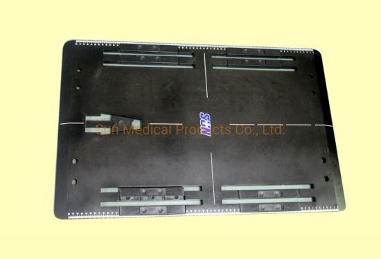 Orfit Type Radiotherapy Pelvic-Chest Carbon Fiber Baseplate