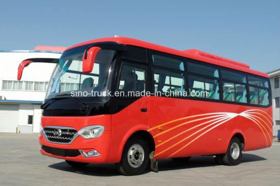 30 Seats Mini Long Travel Coach Passenger Bus / City Bus/Low Price