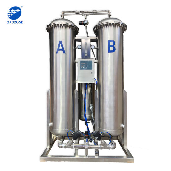 China 100L 200L 300L 500L 1000L Oxygen Generator System for Fish