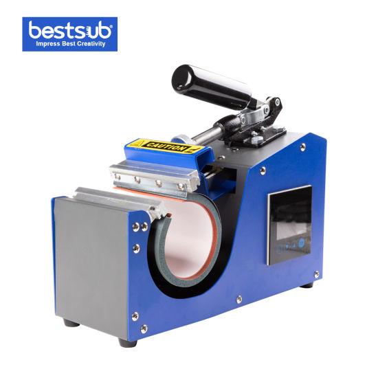 Bestsub Sublimation Plus Best Coffee Mug Heat Transfer Printing Press Making Machine on Mugs (110V/220V) (PLUS-KBJN)