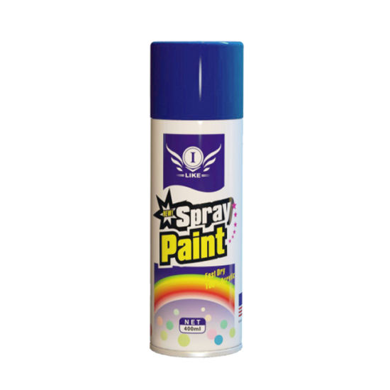Ilike Acrylic Multi Purpose Aerosol Car Color Spray Paint Msds