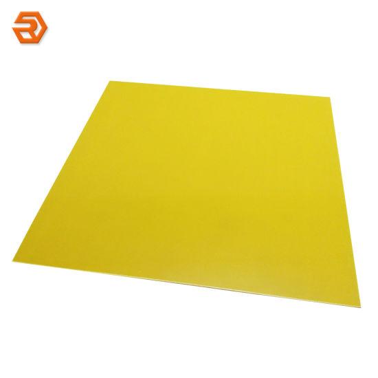 Epoxy Fiberglass Insulation Material 3240 Laminated Sheet/Plate