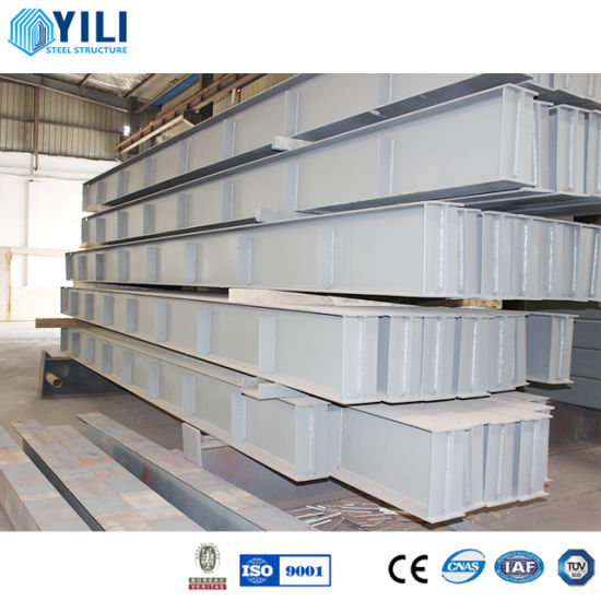 Multi-Span Customized Prefab Metal Steel Structure Materials