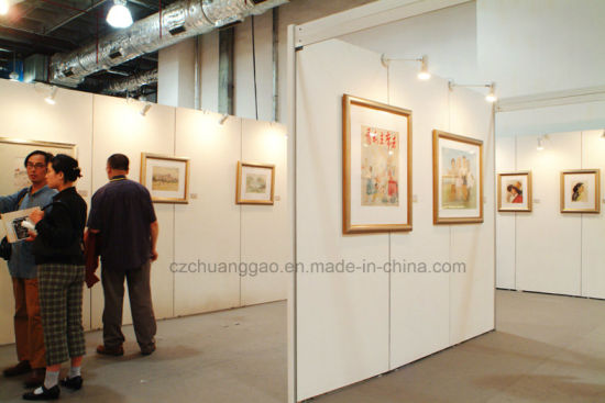Art Gallery Wall Display Exhibition pictures & photos