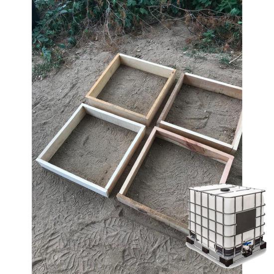 Liquid Powder Soil Stabilization Chemical for Road Building