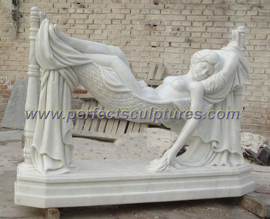 Garden Stone Carving Sculpture for Garden Ornament (SY-X1418)