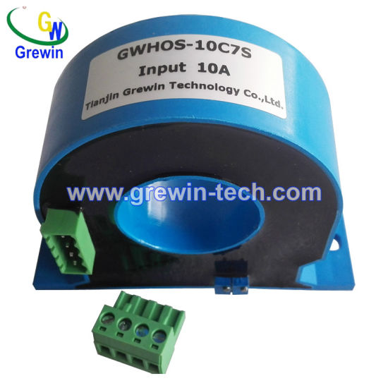 200mA Output 0.5 Accuracy Hall Current Sensor CT for Monitor