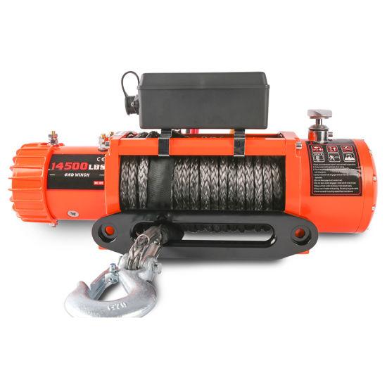 13000 Lbs Heavy Duty Electric Winch