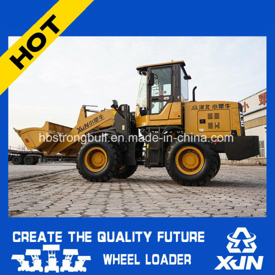 Good Quality Mini Wheel Loader with Ce Certificate Zl930 Mini Loader for Sale pictures & photos