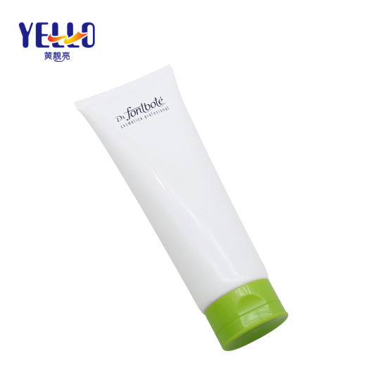 Personalized Big Cosmetic Cylinder Round Tube for Cream Cleanser