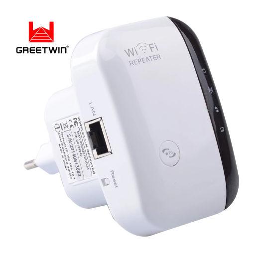 Original Manufacturer Mini Signal Extender Booster Amplifier 802.11n 300Mbps WiFi Repeater with Us /Au/EU/ UK Plug